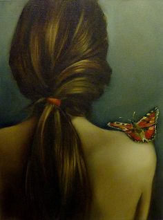"""""""A Shoulder to Land On"""" by Amy Judd"""