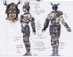 » Fallout Concept Art