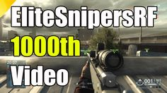 EliteSnipersRF 1000th Video Update A Look Back To The Past