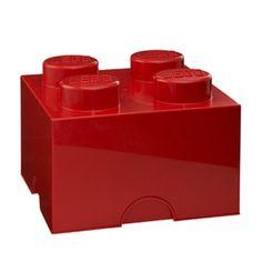Boite rangement lego - Longueur : 25 cm Largeur : 25 cm Hauteur : 18 cm