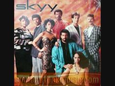 The first and only love song...Skyy - Real Love