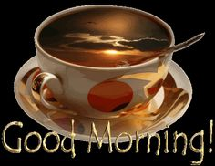 Morning Cup of Coffee | Enjoy the Morning! | Dagon's Blood by Virginia Lee's Blog