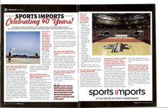 Celebrating 40 years at Sports Imports