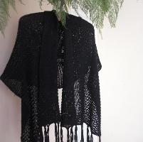 Knitting: Simple Shawl