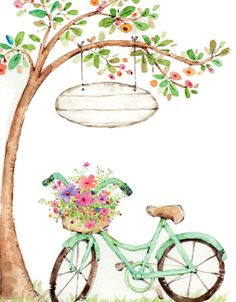Liz Yee ~ Bicycle