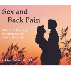 Back hurts after sex