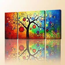 Image result for simple tree canvas paintings