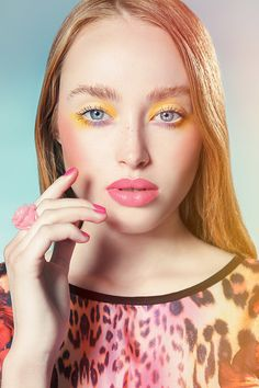 Daydream Believer for Eclectic Mag by anna breda, via Behance