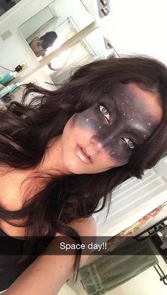 I love this look from @Sephora's #TheBeautyBoard http://gallery.sephora.com/photo/galaxy-makeup-20352