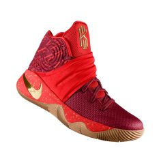 NikeiD ideas - looks amazing right? Kyrie 2 iD Men's Basketball Shoe