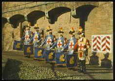 De stadstrompetters op de Koppelpoort.... Was, The Province, Utrecht, Old And New, Netherlands, Amsterdam, City, Holland, The Nederlands