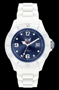 Ice Watch - Ice-White - Dark Blue