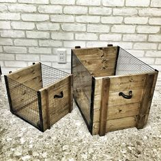 Daiso Japan Products, Storage Baskets, Storage Chest, Firewood Carrier, Drawer Shelves, Deco Furniture, Decorative Boxes, New Homes, Woodworking