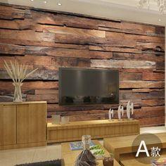 Wood Panel Walls, Wood Paneling, Flat Screen, Wall Decorations, Elegant, Inspiration, Houses, Blog, Ideas