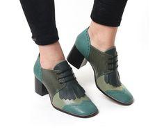 SWAMP - Louloux - Sapatos Colecionáveis