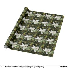 MAGNOLIA IN MAY Wrapping Paper