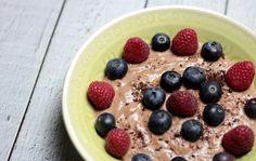 Pudding Oats: Mein Quarkauflauf ist ja selbst schon zum Fitness Food Hype geworden und immer öfter wurde ich auf die Pudding Oats angesprochen, welche besonders auf Instagram von einschlägigen Fitness-Girls gefu…