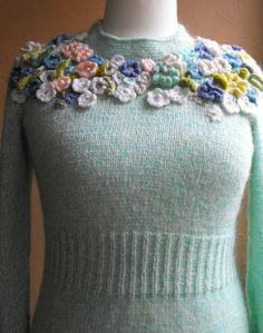 women's jumper by svetlanapause on Etsy, $125.00