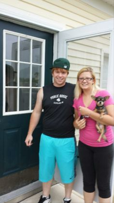 Kaitlyn and Rob got the keys to their new condo yesterday! Congrats again Kaitlyn.