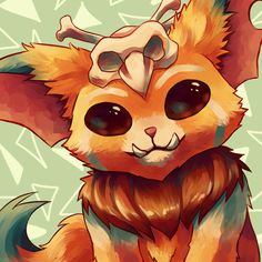 Gnar with sketchbook app(autodesk) by KORHIPER on DeviantArt