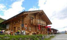 Biberalm in Bad Hofgastein Heart Of Europe, Austria, Cabin, Holidays, House Styles, Summer, Home Decor, Holidays Events, Summer Time