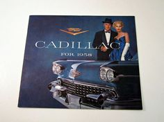 1958 Cadillacs....drool
