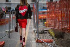 Mailand Fashion Week Herbst/Winter 2015/16 #chiara // Foto © Manuel Pallhuber