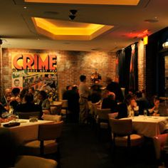 Scampo    215 Charles St.; 617-536-2100    Best: People-Watching  By Executive Travel