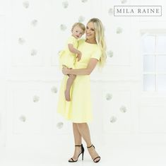 Mom and Me clothing delivered to your door. Mom Daughter, My Mom, I Dress, My Outfit, Rain, Colours, Summer Dresses, Sleeves, Shopping