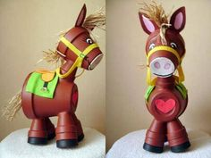 petit cheval sympa