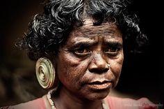 dravidian women | ... woman most asi after onge dravidian speaking paniya woman substantial