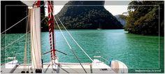 WOOWWW!!! Menikmati Indahnya Laut China Selatan di KEPULAUAN NATUNA