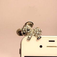 Kopfhörer Jack Zubehör 1pcs Silber Koala Anti-Dust Plug http://www.amazon.de/dp/B00D54N3T8/ref=cm_sw_r_pi_dp_jy5nsb0432T4Y