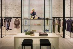 Chanel has reopened its store at South Coast Plaza Mall, in Orange County, CA adding 2000 sqf to the existing 7.000 sft., within proximity of Tiffany's and Nordstrom.