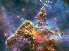 Mystic Mountain - AP Photo/NASA