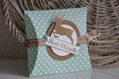 Kreativ mit Liebe!: Pillow Box