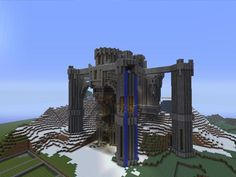 Minecraft. Wish I could build this!!
