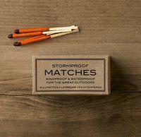 Stormproof Matches - $10