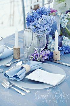 Et si on organisait un mariage bleu ?