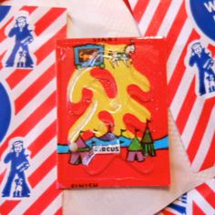Complete list of cracker jack prizes 1970s