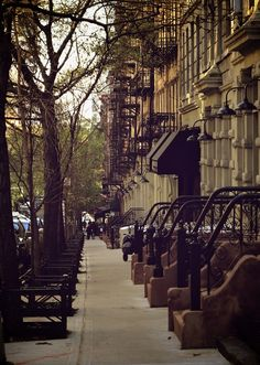 NYC. Upper East Side, Manhattan