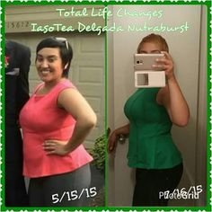 What a difference #Delgada and #IasoTea make! Drinking and shrinking is happening! Inboxe me to schedule a consultation to find the products that are right for you!    #beachbody #herbalife #Advocare #wedding #loseweight #loseweightfast #safeweightloss #tlc #totallifechanges #resolution #results #beforeandafter #gastricbypass #gastricsleeve #detox