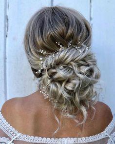 30 Vintage Wedding Hairstyles Old School Ideas ❤ vintage wedding hairstyles bumped volume low bun alexandralee1016 #weddingforward #wedding #bride #vintageweddinghairstyles #weddinghair