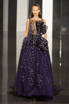 D�fil� Ralph and Russo Haute Couture automne-hiver 2014/2015