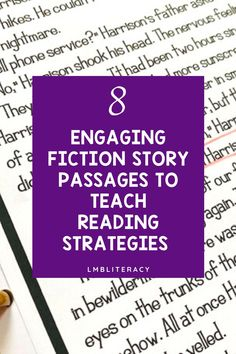 This product is specifically aligned for grades to assist with reading comprehension. It focuses on four basic reading comprehension strategies; inferring, summarizing, questioning, and predicting Reading Strategies Posters, Improve Reading Comprehension, Comprehension Questions, Reading Tips, Early Learning Activities, Phonics Activities, Kindergarten Worksheets, Teaching 6th Grade, Teaching Writing