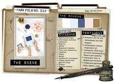 Case File No. 212 {Case closes on September 23, 2016 - CSI: Color, Stories…