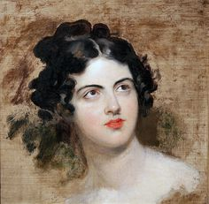 Elizabeth Williams, 1804, by Sir Thomas Lawrence