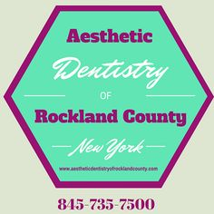 #Cosmeticdentistry gives you a confidence. It includes #teethwhitening #Invisalign & more. www.aestheticdentistryofrocklandcounty.com