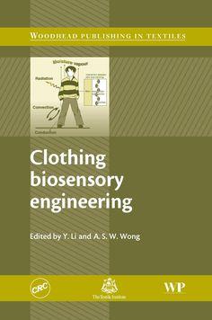 text on textile biosensory engineering