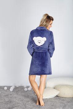 Robe quentinho de soft, de tecido macio com estampa exclusiva para suas noites serem sempre especiais!